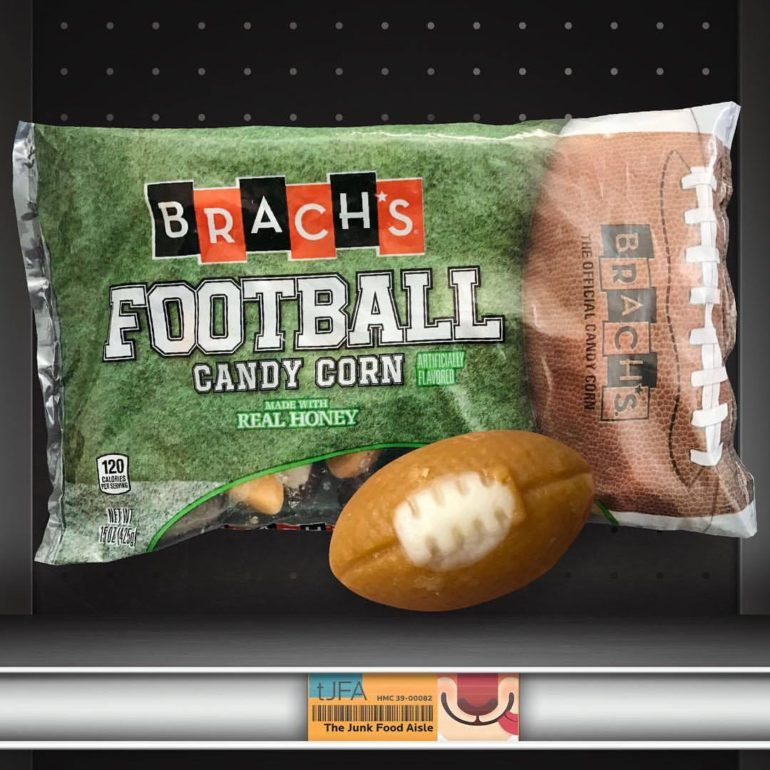 Brach's Football Candy Corn