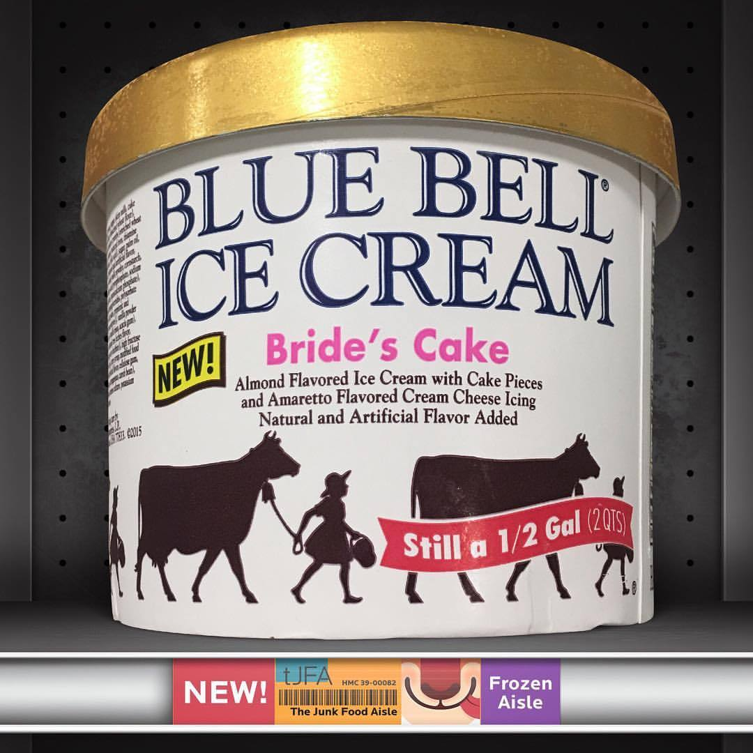 Blue Bunny Ice Cream Cake