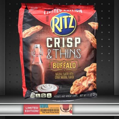Buffalo Ritz Crisp & Thins