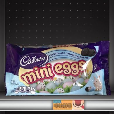 Cadbury Chocolate Crunch & Crème Mini Eggs