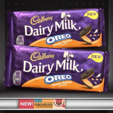 Cadbury Dairy Milk Peanut ButterOreo