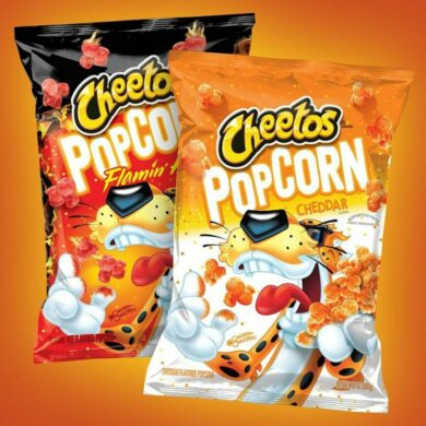 Cheetos Popcorn is Coming Soon!