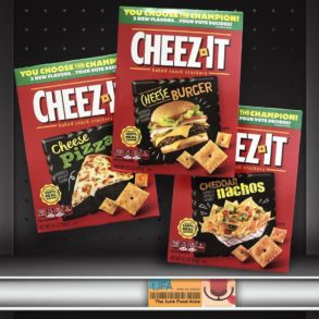 Cheez-It Flavor Playoffs