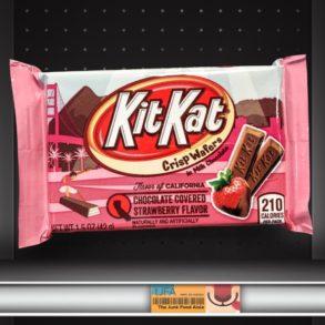 Chocolate Covered Strawberry Kit Kat