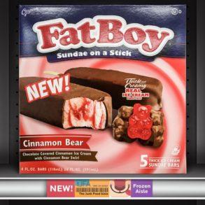 Cinnamon Bear FatBoy Ice Cream Bars