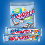 Coming Soon! Birthday Cake 3 Musketeers