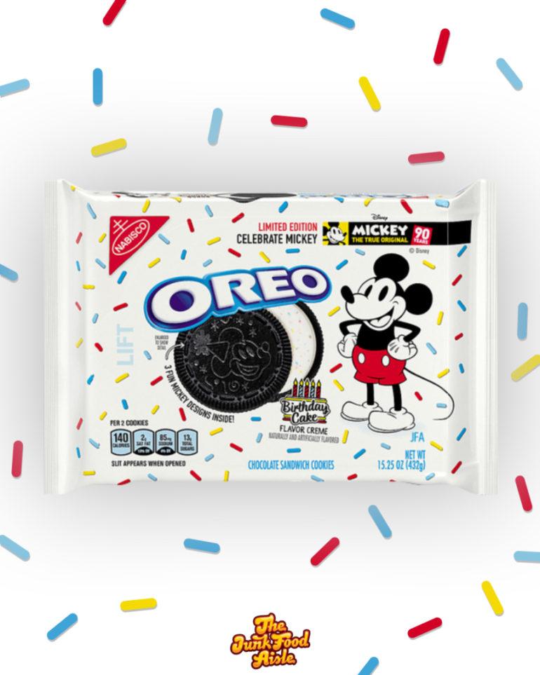 Coming Soon: Celebrate Mickey Oreo