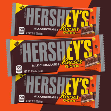 Coming Soon: Hershey's with Reese's Pieces
