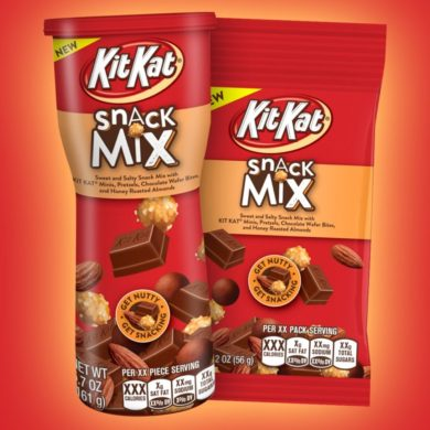Coming Soon: New Kit Kat Snack Mix