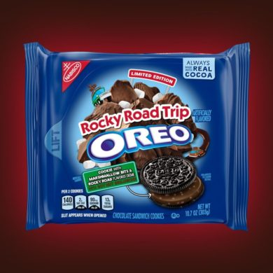Coming Soon: Rocky Road Trip Oreo