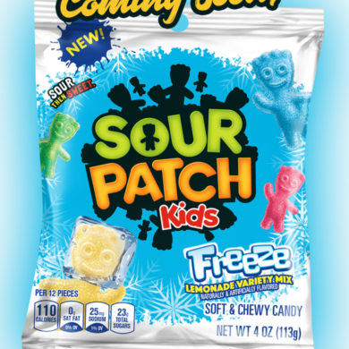 Coming Soon: Sour Patch Kids Freeze