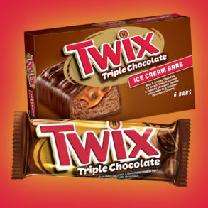 Coming Soon: Twix Triple Chocolate and Ice Cream Bars