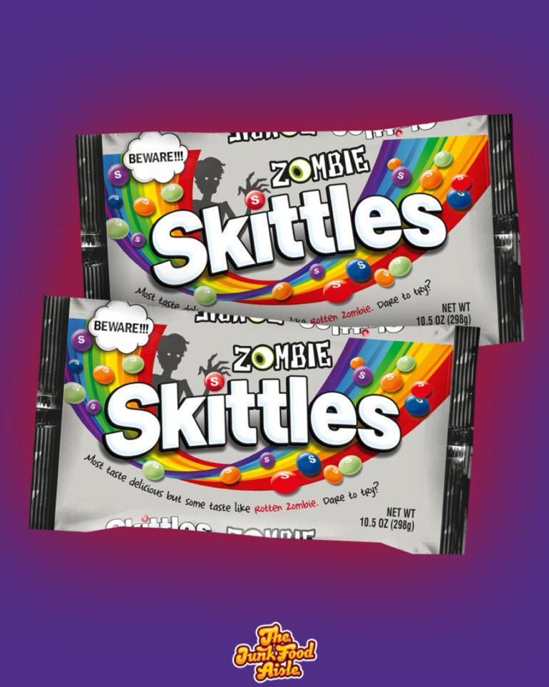 Coming Soon: Zombie Skittles