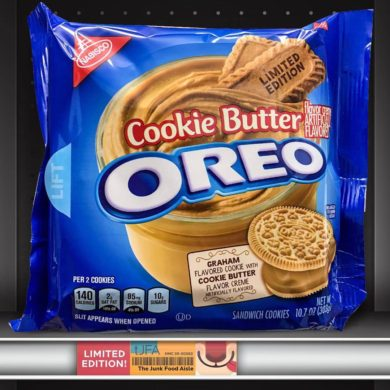 Cookie Butter Oreo