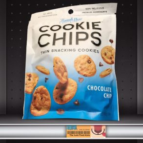 Cookie Chips: Thin Snacking Cookies