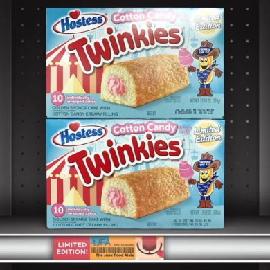 Cotton Candy Twinkies