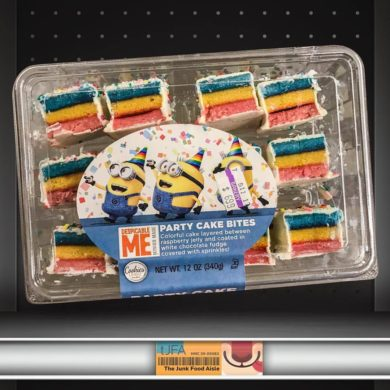 Despicable Me Party Cake Bites