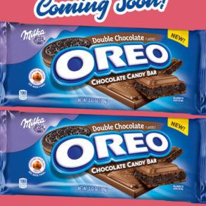 Double Chocolate Oreo Milka Chocolate Candy Bar