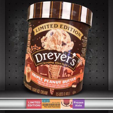 Dreyer's Triple Peanut Butter Light Ice Cream