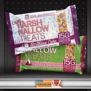 Enlightened Crispy Marshmallow Treats