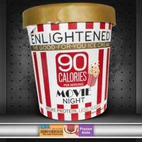 Enlightened Movie Night Ice Cream