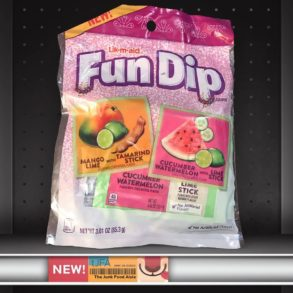 Fun Dip Mango Lime and Cucumber Watermelon