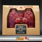 Game On Valentine Gummy Candy Remote