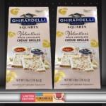 Ghiradelli Crème Brûlée Squares