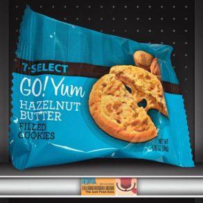 Go! Yum Hazelnut Butter Filled Cookies