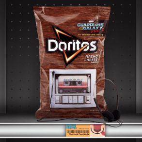 Guardians of the Galaxy Vol. 2 Soundtrack Doritos
