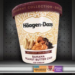 Häagen-Dazs Decadent Collection: Banana Peanut Butter Chip