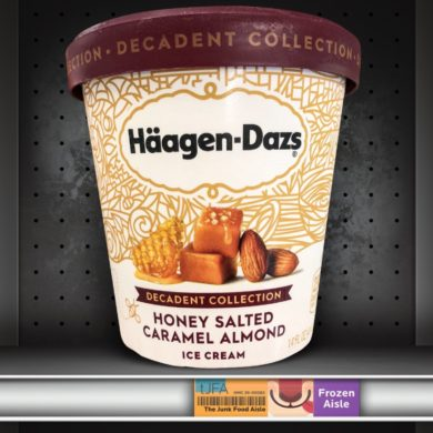 Häagen-Dazs Decadent Collection: Honey Salted Caramel Almond