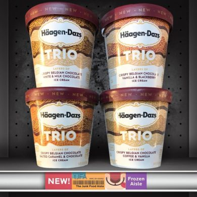 Häagen-Dazs Trio Series