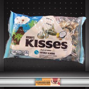 Hershey's Kisses Flavor of Hawaii Coconut Almond