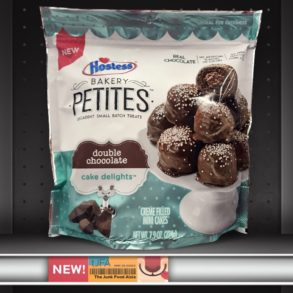 Hostess Bakery Petites: Double Chocolate Cake Delights
