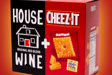 House Wine + Cheez-It Boxes Go On Sale This Week