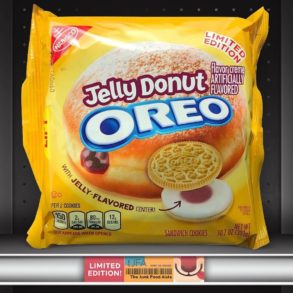 Jelly Donut Oreo