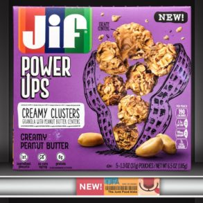 Jif Power Ups Creamy Peanut Butter Clusters