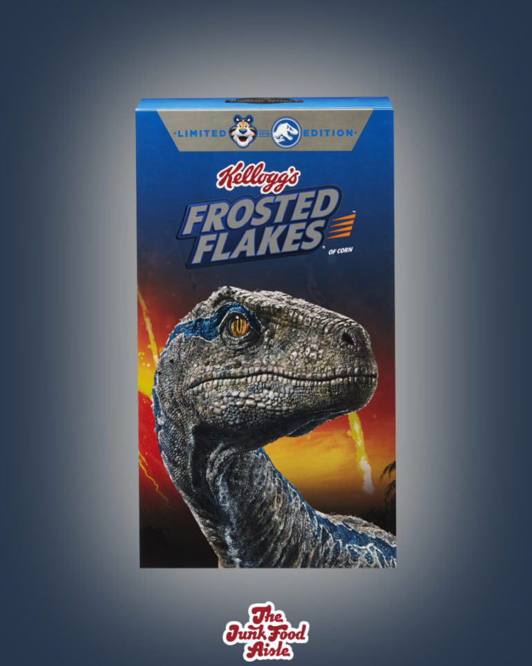 Jurassic World: Fallen Kingdom Frosted Flakes