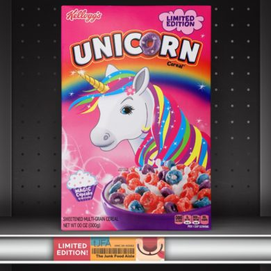 Kellogg's Unicorn Cereal