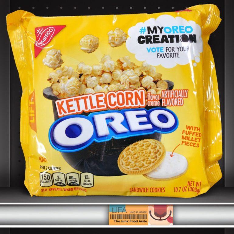 Kettle Corn Oreo