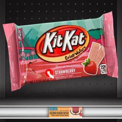 Kit Kat Flavor of California Strawberry