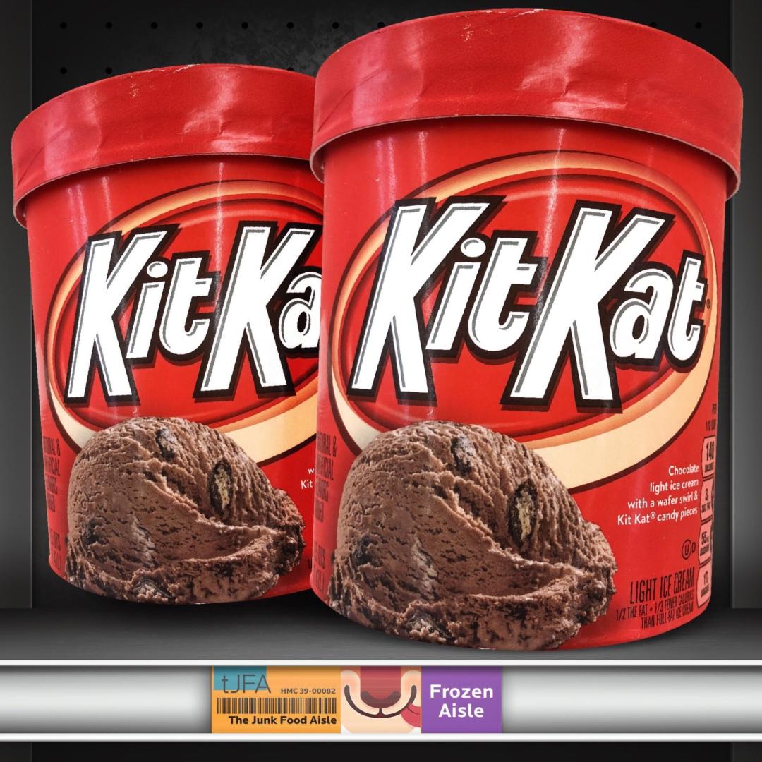 Kit Kat Ice Cream The Junk Food Aisle