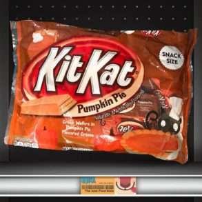 Kit Kat Pumpkin Pie