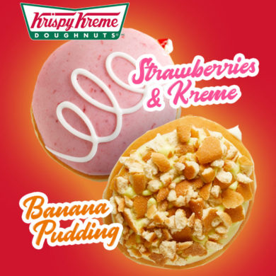 Krispy Kreme Summer Flavors Are Here!