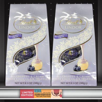 Lindt Lindor Blueberries & Cream Truffles