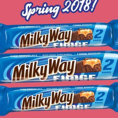 Milky Way Fudge