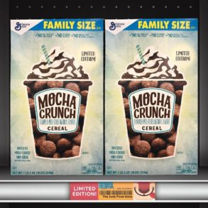 Mocha Crunch Cereal
