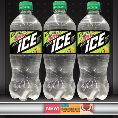 Mountain Dew Ice Lemon Lime