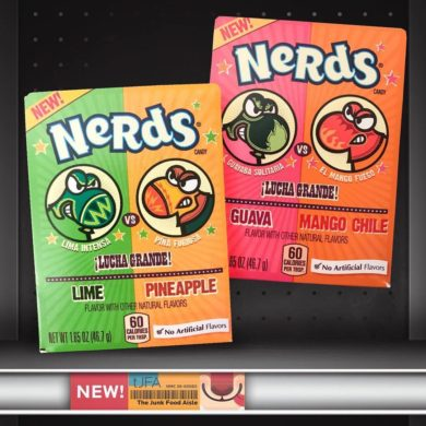 Nerds Guava & Mango Chile and Lime & Pineapple